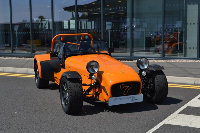 caterham superlight r300 new and used caterham for sale with bookatrack. Black Bedroom Furniture Sets. Home Design Ideas